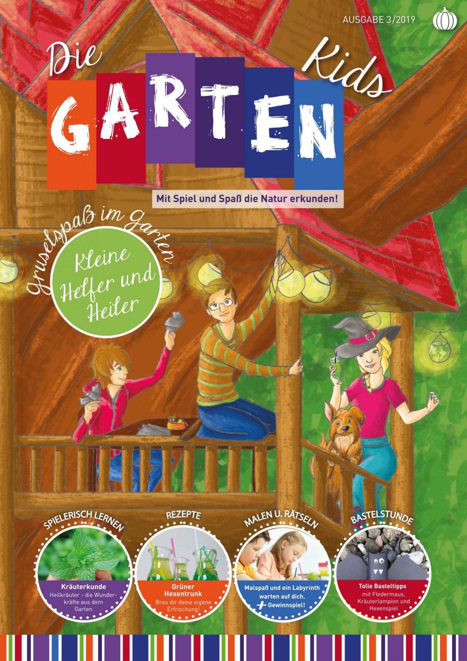 Gartenkids - Herbst 2019