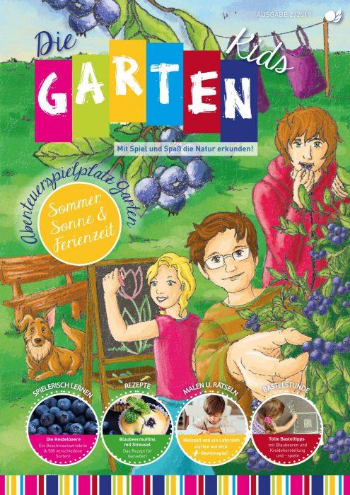 Gartenkids Sommer 2019