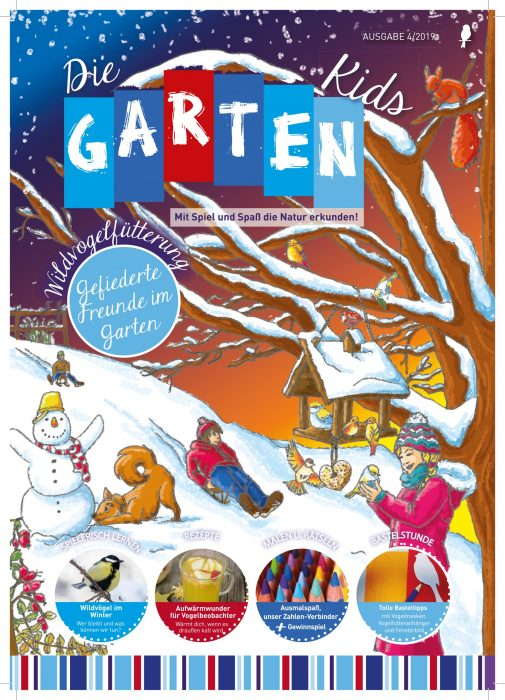 Gartenkids Winter 2019